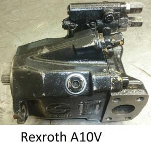 reparation pompe Rexroth A10V
