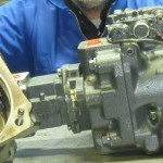 reparation-hydraulique-pompe-komatsu