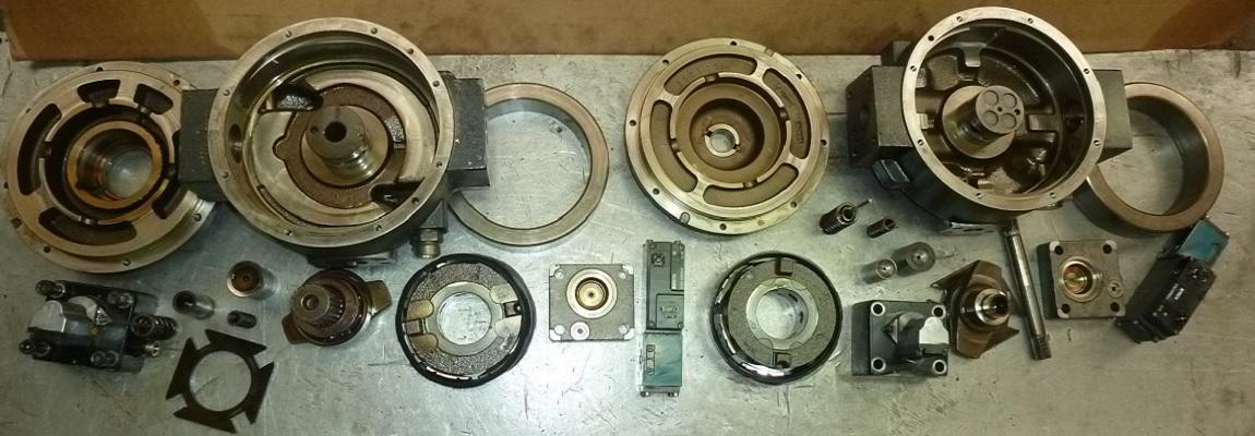 bosch rkp moog HPR reparation pompes hydrauliques