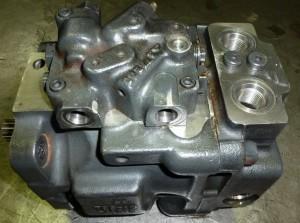 komatsu-PC35 pompe-hydraulique